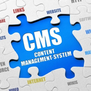 Webseiten Content Management System