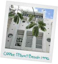 Webseite Design Miami Beach Office