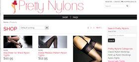 Pretty Nylons