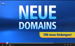 Neue Top Level Domains Video