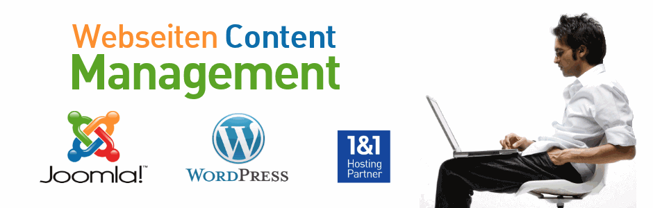 Webseiten Content Management Systeme (CMS)