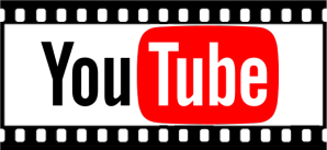YouTube Video Webdesign