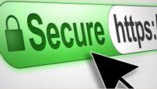 Website SSL-Verschlüsselung