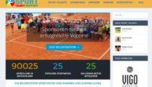Sport-Talent-Support Portal