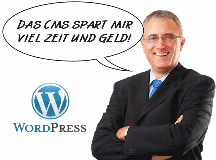 Homepage-Baukasten oder WordPress CMS?