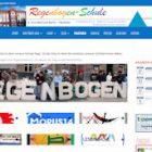 Die Regenbogen-Schule Website